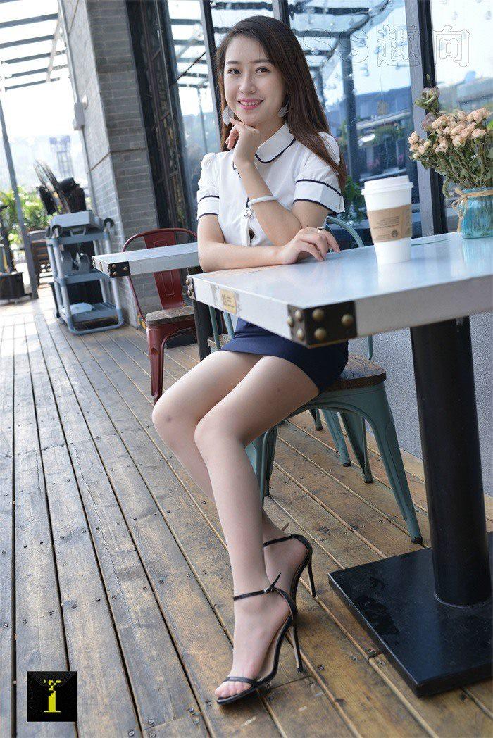 [IESS异思趣向]普惠集 115 - 小捷 - 白领的下午茶[68P/94M]